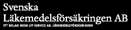 Svenska Läkemedelsförsäkringen AB
